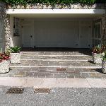 Entrata/Ingresso garage