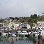 Padstow's Harbor