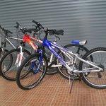 Our Bicycles, also Trek kids bikes