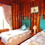 Double Storey Cabin - Downstairs Bedroom