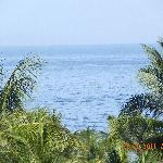 Picture of Ocean taken from my room balacany