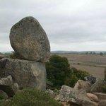 Piedra en equilibrio