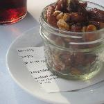 Beer & bacon glazed almonds