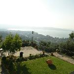 The View from the villa
