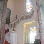 Escaleras primer salon
