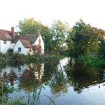 Willie Lotts Cottage at Flatford