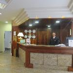 Hotel Orientale - the lovely man on reception