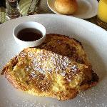 Special request french toast