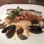 haddock and langoustine chowder