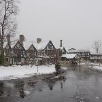 Winter at Punderson Manor