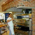 Making Pizzas!