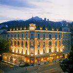 Aussenansicht BW Hotel Neue Post, Innsbruck