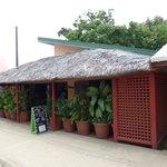 Natangora Café, Luganville.
