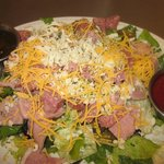 One of our wondeful salads.