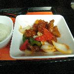 Typical Fairwood - Sweet & Sour Pork Lunch