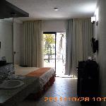 La habitación Suite Jr. N° 23