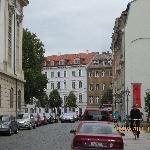 Neustadt side street