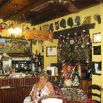 Main desk/Restaurant