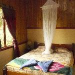 Habitación amplia, limpia y tranquila