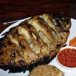 Barbecued Gourami