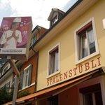 Restaurant Aussenansicht Friedrichstrasse 25