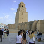 A Grande Mesquita (Sidi Oqba Mosque)