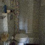 bagno camera girasoli