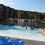 salamander springs, the outdoor pool