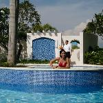 Take a leisurely dip in our pools and bubble jacuzzi