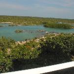 Direct (private) access to Yal-Ku lagoon