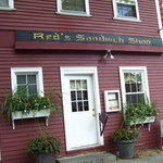 Red's Sandwich Shop