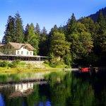 Restaurants, Hotel, Spa, Naturpark, Alpine Bio-Forellenzucht