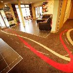 Belmore Court Foyer