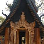 Casa nera- Baan Si Dum - Museo Baandum