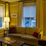 Living Room-one bedroom suite