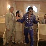 'Elvis' sings us away