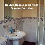 Back Double en-suite shower facilities