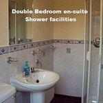 Back Double en-suite shower facilities
