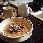 A choice of delicious porridge recipes