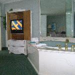 Inroom Jacuzzi