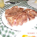 tender and  juicy steak