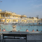 Thermal Pool at Szechenyi