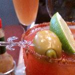 On Sundays, the $29 3-course brunch comes with $1 Bloody Marys.