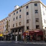 Nuestro hotel en pleno centro de Cuenca