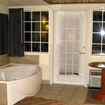 Our jacuzzi suite!