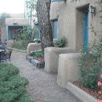 Pueblo Bonito Inn exterior shot