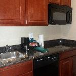 Nice Kitchen area in our room