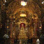 Altar mayor - Monasterio de San Benito