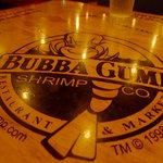 Bild från Bubba Gump's