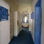 Mossel Bay Backpackers Hallway